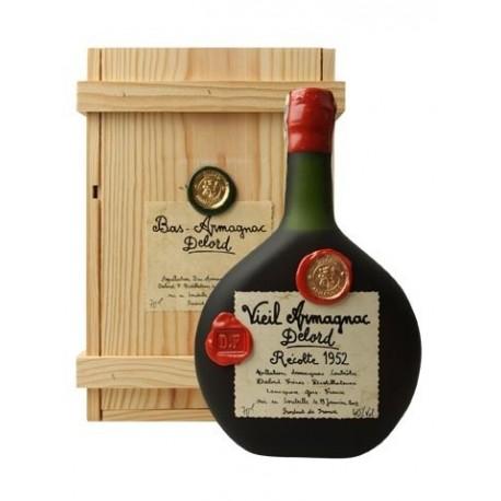 Armagnac Delord Millésimés - ročník 1952 0,7l, 40% alc.