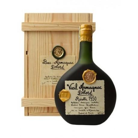 Armagnac Delord Millésimés - ročník 1950 0,7l, 40% alc.