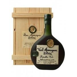Armagnac Delord Millésimés - ročník 1946 0,7l, 40% alc.