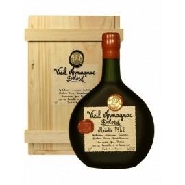 Armagnac Delord Millésimés - ročník 1942 0,7l, 40% alc.