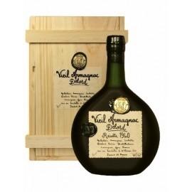 Armagnac Delord Millésimés - ročník 1940 0,7l, 40% alc.