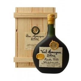 Armagnac Delord Millésimés - ročník 1939 0,7l, 40% alc.