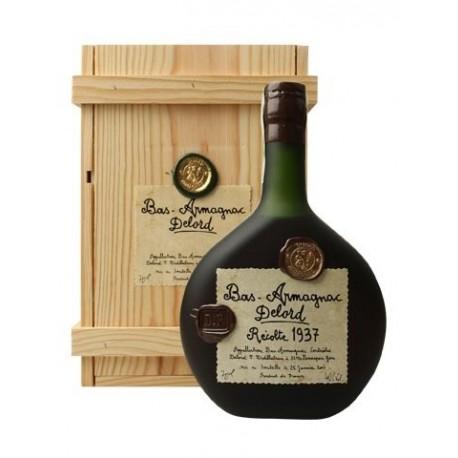 Armagnac Delord Millésimés - ročník 1937 0,7l, 40% alc.