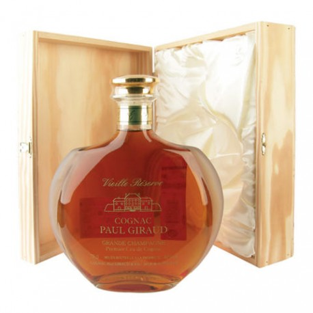 Cognac Paul Giraud Helliante Decanter 0,7l, 40% alc.