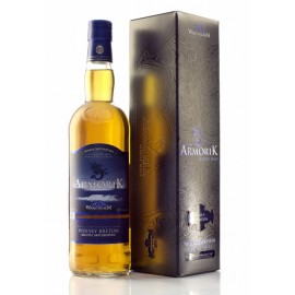 Armorik Double Maturation - Whisky Breton Single Malt 0,7l, 46% alc.
