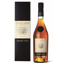 """Brandy Mascaró """"Privé"""" 0,7l, 40% alc."""