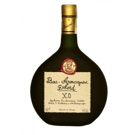 Armagnac Delord X.O. 0,7l, 40% alc.
