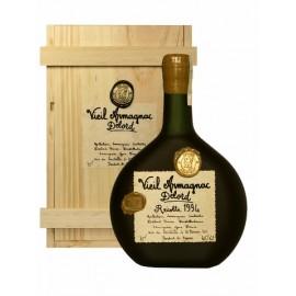 Armagnac Delord Millésimés - ročník 1994 0,7l, 40% alc.