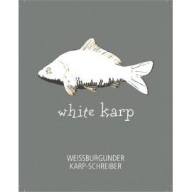 White Karp Weisburgunder 0,75l, 11,5% alc.