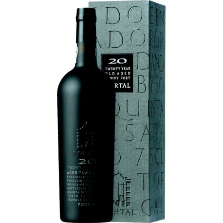 Portal 20Year Old Aged Tawny Port 0,75l, 20% alc.