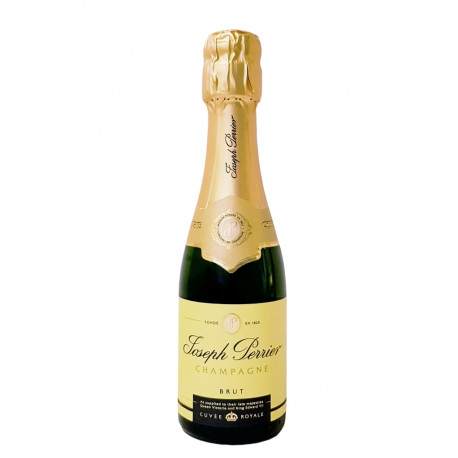 Champagne Joseph Perrier Cuvée Royal Brut NV 0,2l