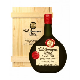 Armagnac Delord Millésimés - ročník 1998 0,7l, 40% alc.