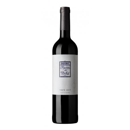 Muros de Vinha Tinto 2018 0,75l 14% alc.