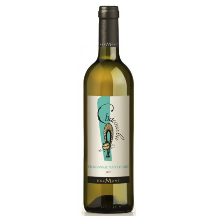 Chacourbu 2017 - white, Vin de France