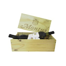 Montus dřevěný box