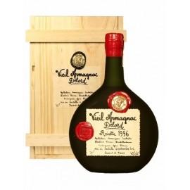 Armagnac Delord Millésimés - ročník 1996 0,7l, 40% alc.