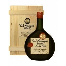 Armagnac Delord Millésimés - ročník 1986 0,7l, 40% alc.