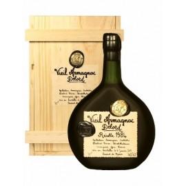 Armagnac Delord Millésimés - ročník 1984 0,7l, 40% alc.