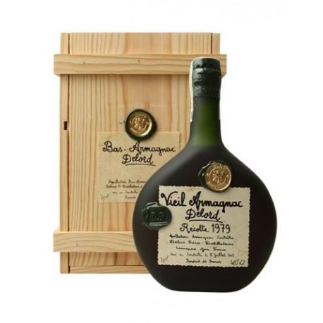 Armagnac Delord Millésimés - ročník 1979 0,7l, 40% alc.