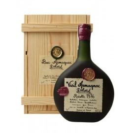Armagnac Delord Millésimés - ročník 1976 0,7l, 40% alc.