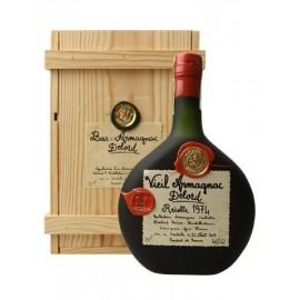 Armagnac Delord Millésimés - ročník 1974 0,7l, 40% alc.