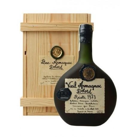 Armagnac Delord Millésimés - ročník 1973 0,7l, 40% alc.