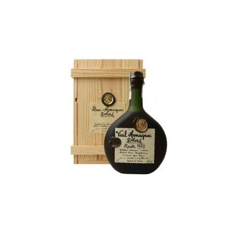Armagnac Delord Millésimés - ročník 1970 0,7l, 40% alc.