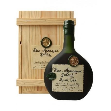 Armagnac Delord Millésimés - ročník 1968 0,7l, 40% alc.