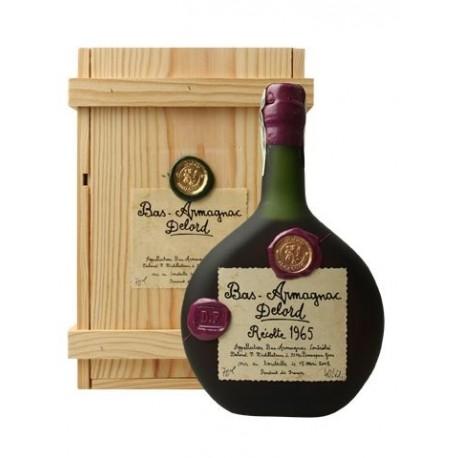 Armagnac Delord Millésimés - ročník 1965 0,7l, 40% alc.