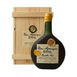 Armagnac Delord Millésimés - ročník 1961 0,7l, 40% alc.