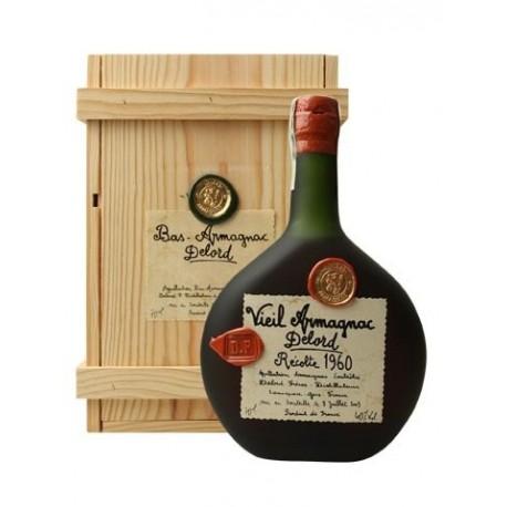 Armagnac Delord Millésimés - ročník 1960 0,7l, 40% alc.
