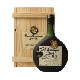 Armagnac Delord Millésimés - ročník 1959 0,7l, 40% alc.